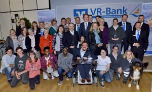 Die Gewinner des VR-Sozialpreises 2016